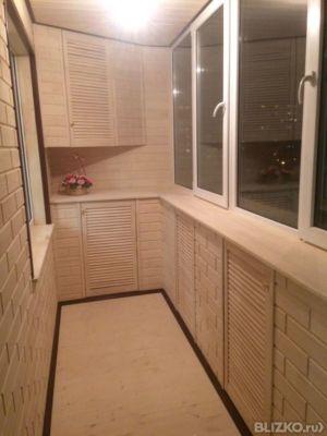 Обшивка балконов в елабуге - на портале blizko.