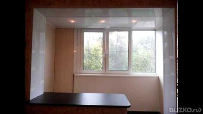 Фото объекта лоджия присоединенная к комнате без перепланиро.