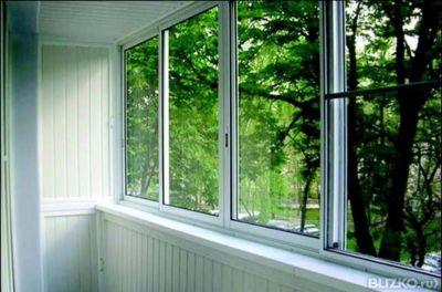 Где покуют балконные окна провидаль.