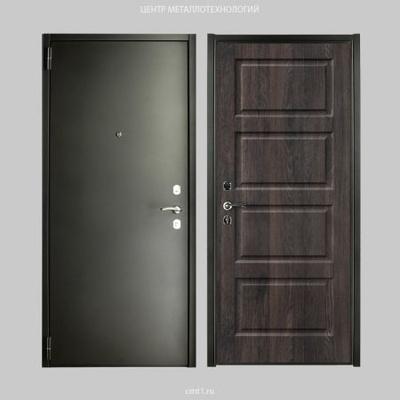 двойные входные двери сергиев посад