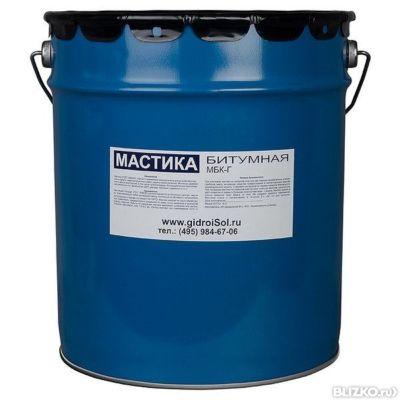 Мастика мбкх - 65 шпатлевки из америки