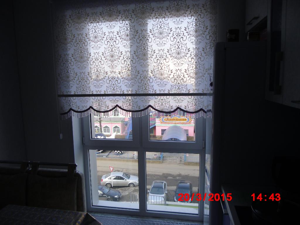 рулонные шторы на панорамные окна в сергиевом посаде цена